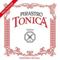 Pirastro Tonica Violinsaite E 3/4-1/2 Kugel