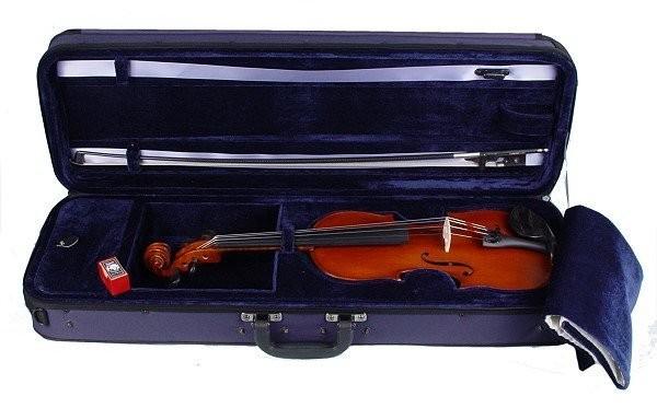 Linkshänder Violinset Armonia Sinistra 4/4 Größe