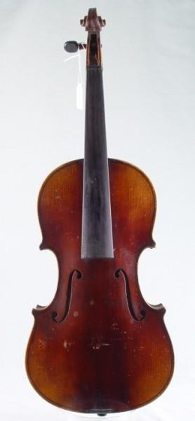 4/4 Geige Böhmen um 1920