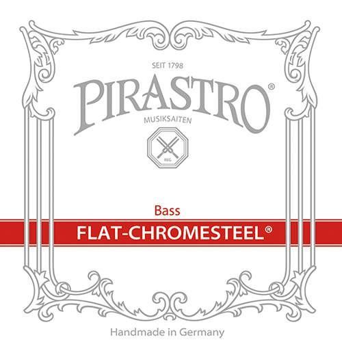 Flat-Chromesteel Solo A1 Bass-Saite 3/4