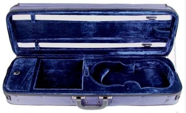 Geigenkasten GEWA CVK 02 4/4 Größe Blau/Blau-1