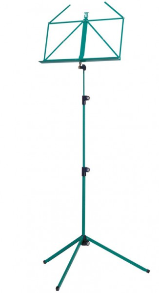 K&M Notenpult Nr. 100/10 Baseline Farbe Grün