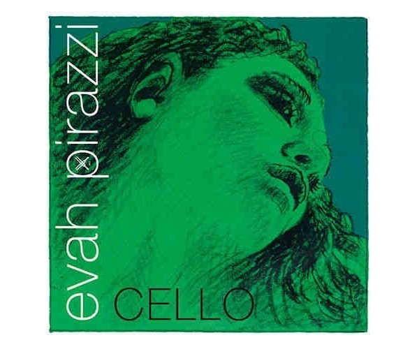 Pirastro Evah Pirazzi Cellosaiten Satz 4/4 Größe Medium bei Geige24
