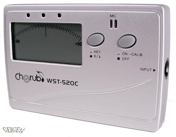Cherub chromatisches Stimmgerät WST-520C