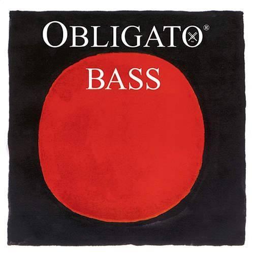 Pirastro Obligato Kontrabass-Saiten Satz 3/4 Größe Orchester