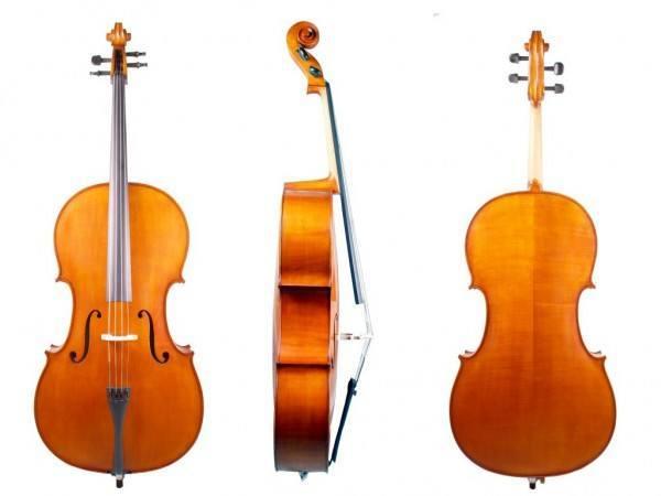 Cello Armonia - Ideal für fortgeschrittene Schüler 4/4 Größe