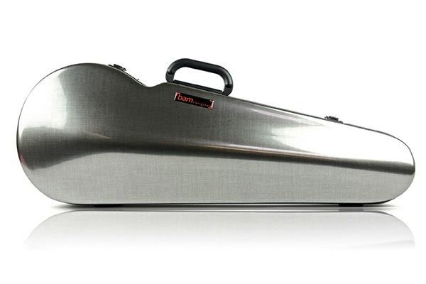 BAM 2200XLT Hightech Contoured Viola-Etui, Tweed-1