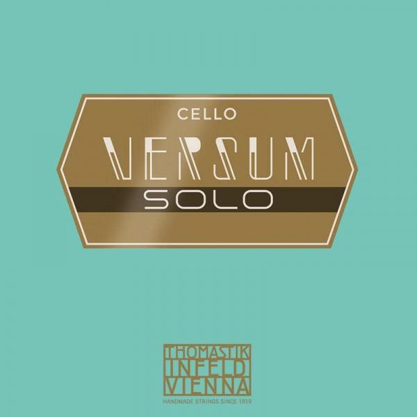 Versum Solo Cello Twin Pack A+D Saite