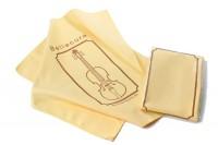 Bellacura Microfaser Polier-/Reinigungstuch gelb