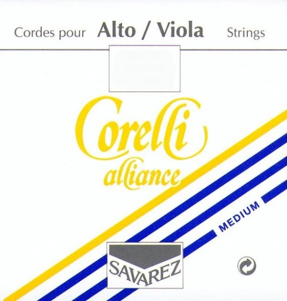 Corelli Alliance A Violasaite / Bratschensaite Aluminium