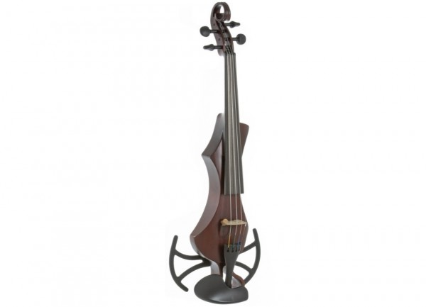 GEWA E-Violine Novita 3.0 E-Geige Rotbraun mit Adapter