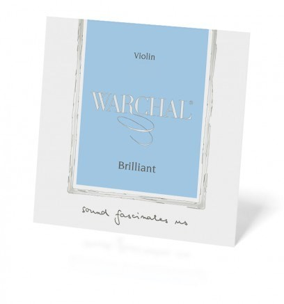 Warchal Brilliant Violine Satz D Hydronalium