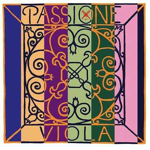 Pirastro Passione C Saite Wolfram-Silber