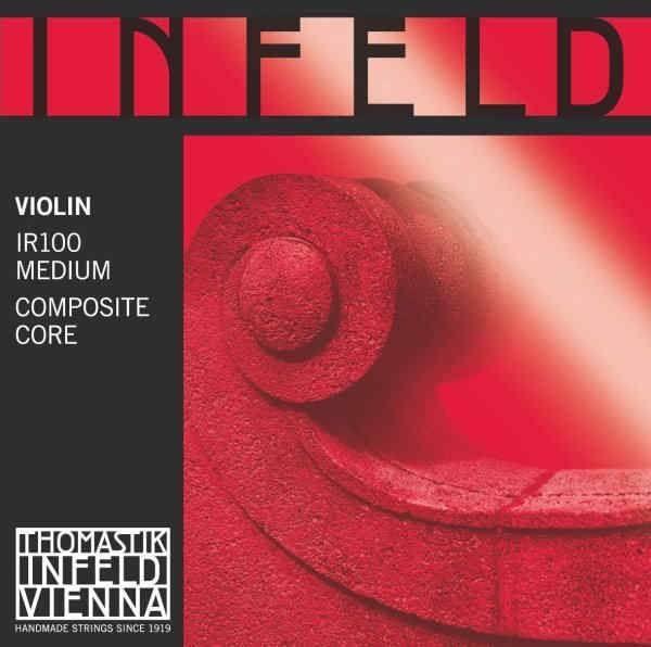 Thomastik Infeld rot IR100 Violinsaiten Satz