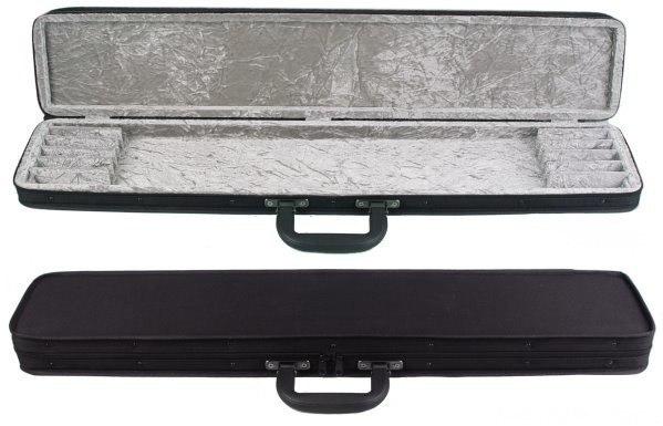 GEWA Pure CHK Bogenkoffer für 6 Bogen mit Überzug-1