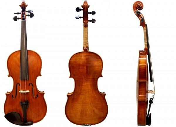 Konzertvioline Alois Sandner 2016 Geige s8140