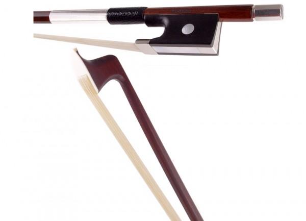 Violinbogen W. Dörfler 4/4 Größe Fernambukholz