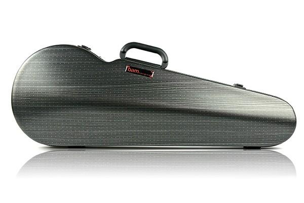 BAM 2200XLLB Hightech Contoured Viola-Etui, schwarz-lazure-1