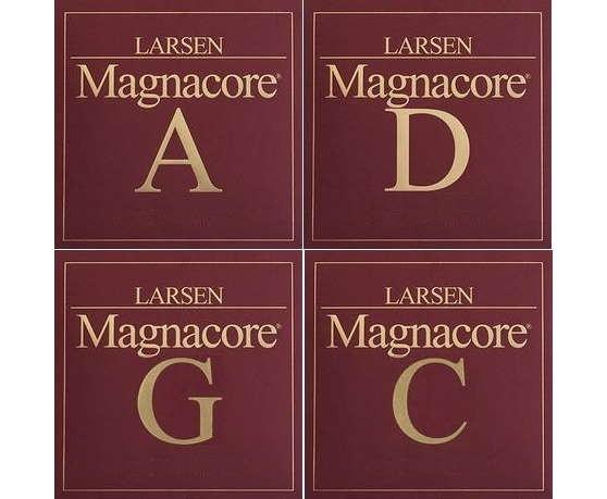 Larsen Magnacore Cellosaiten Satz 4/4 Medium
