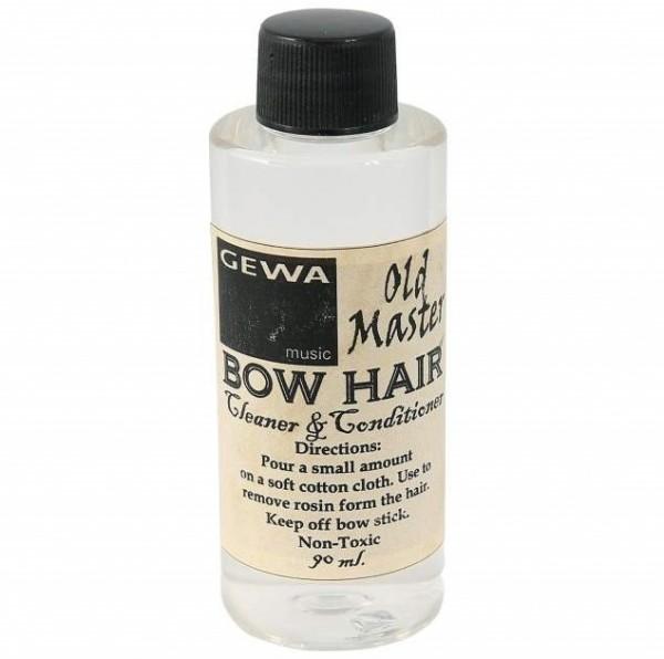 GEWA Old Master Bow Hair Cleaner Conditioner Bogenhaar-Reiniger 90 ml