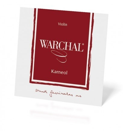 Warchal Karneol Violine Satz 4/4