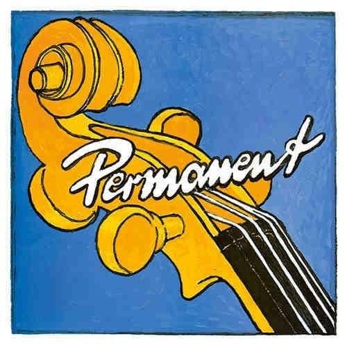 Pirastro Permanent D - Saite für 4/4 Cello Stahl/Chromstahl