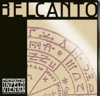 Thomastik Belcanto E Kontrabass-Saite 3/4 Mittel