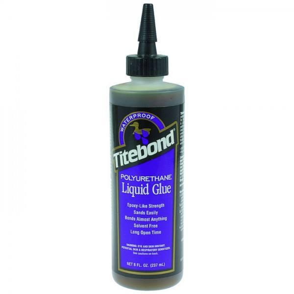 Geigenbau Titebond Polyethane Liquid Glue PU-Kleber 237 Gramm