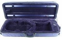 GEWA-Pure Bratschenkoffer CVA 04 39,5 Blau/Blau