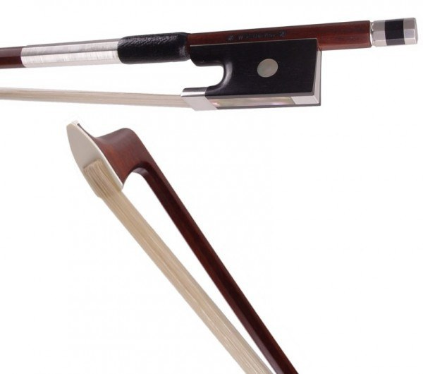 Geigenbogen *W. E. Dörfler * 4/4 Größe, Fernambuk