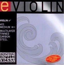 Thomastik e01 Spezial Violine Carbonstahl verzinnt