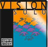 Thomastik Vision Solo G Violasaite Silber