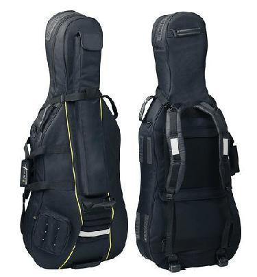 GEWA CS 25 Tourtle Cellosack mit Rollen 3/4 Größe