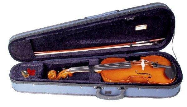 Bratschenset Concierto 25,0 cm Violagarnitur