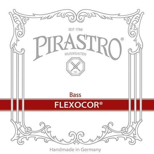 Pirastro Flexocor Orchester Basssaite E 1/16