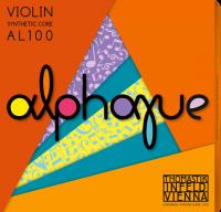 Thomastik Alphayue Violinsaiten Satz 4/4 Größe Medium