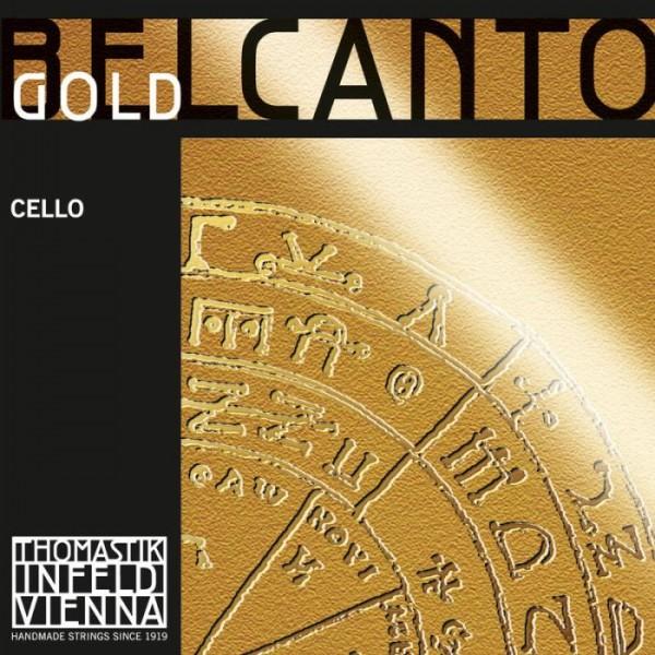 Thomastik Belcanto Gold 4/4 G Cellosaite BC28G