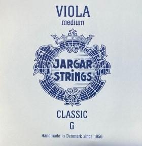 Jargar G - Bratschensaite blau medium