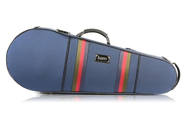 BAM SG5101SB Saint Germain Stylus Bratschenkasten 41,5 cm blau