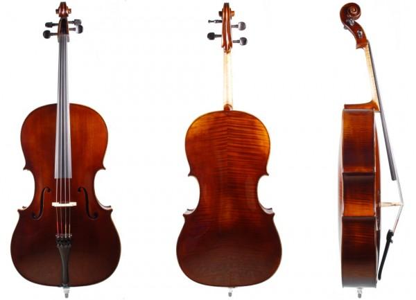 Cello von Lothar Semmlinger anno 2018 - Solo-1