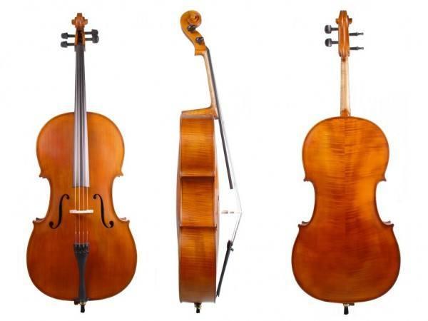 Violoncello Set Concierto - das Kraftvolle 3/4 Größe