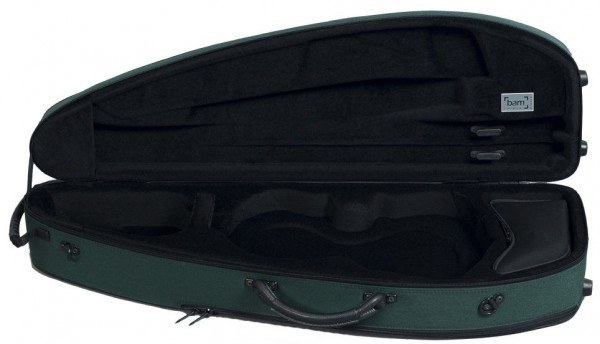 BAM Classic III 5003SV Violinetui Forest Green 4/4