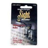 K&M Ersatzlampe für Mighty Bright - 2er Pack