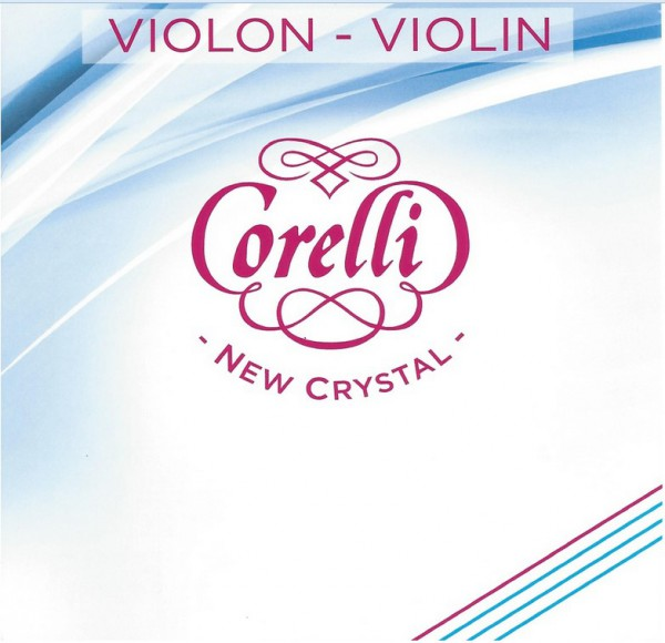Corelli New Crystal A Violine 4/4 Alu Medium