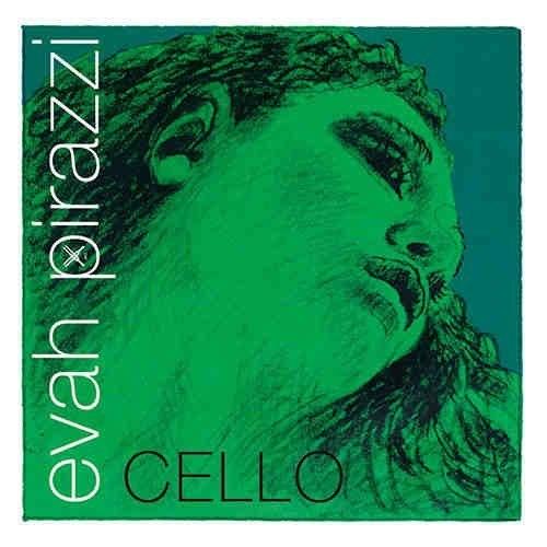 Pirastro Evah Pirazzi Saite für Cello A 4/4 Größe Medium bei Geige24