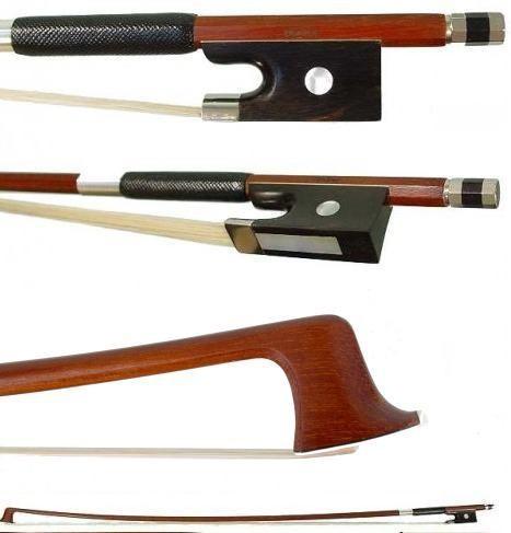 Violinbogen Dörfler runde Brasilholzstange 4/4 Größe