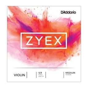D Addario Zyex Violine Satz Alu 4/4 310A