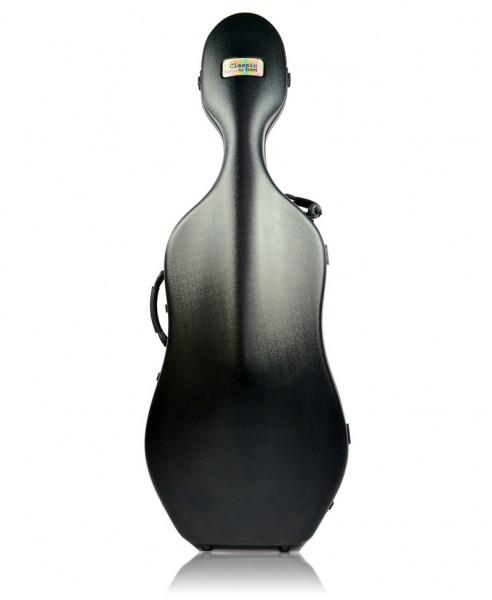 BAM Classic 1001SN Cellokoffer 4/4 Größe Farbe Schwarz