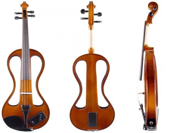 Alfred Stingl bei Höfner AS160 EV Elektrische Violine-1
