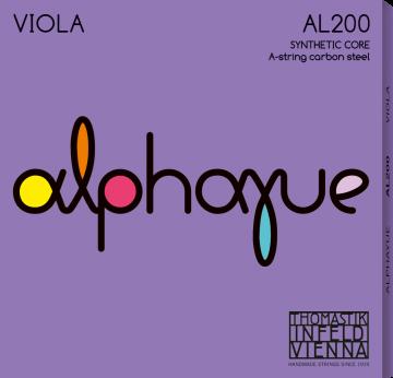 Thomastik Alphayue Violasaiten Satz Medium bei Geige24